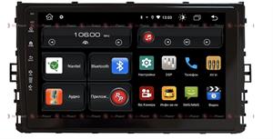 Универсальная магнитола Redpower 75444 для Volkswagen 2017+ на Android 10.0