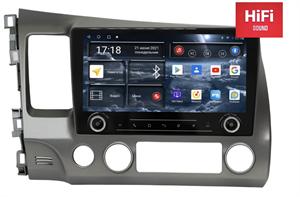 Штатная магнитола Redpower K75024 Hi-Fi для Honda Civic 8 (VIII) 2006-2012 на Android 10.0