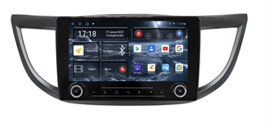 Штатная магнитола Redpower K71111 для Honda CR-V IV 2012-2016 на Android 10.0