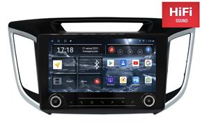 Штатная магнитола Redpower K75025 Hi-Fi для Hyundai Creta 2016-2021 на Android 10.0