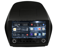 Штатная магнитола Redpower K71047 для Hyundai ix35, Tucson II 2010-2015 на Android 10.0