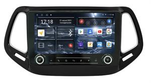 Штатная магнитола Redpower K71315 для Jeep Compass II 2017-2021 на Android 10.0