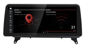 CarMedia XN-B1001H-Q6 для BMW X5 (E70), X6 (E71 E72) 2007-2012 ССС на Android 10.0
