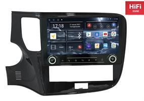 Штатная магнитола Redpower K75256 Hi-Fi для Mitsubishi Outlander III 2020-2021 на Android 10.0