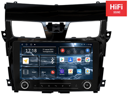 Штатная магнитола Redpower K75302 Hi-Fi для Nissan Teana III 2014-2021 на Android 10.0