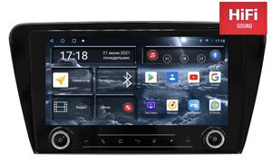 Штатная магнитола Redpower K75007 Hi-Fi для Skoda Octavia III (A7) 2013-2018 на Android 10.0
