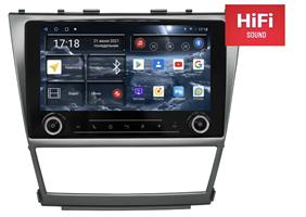 Штатная магнитола Redpower K75064 Hi-Fi для Toyota Camry V40 2006-2011 климат под рынок США на Android 10.0