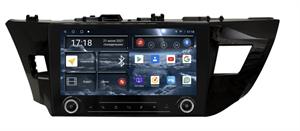 Штатная магнитола Redpower K71066 для Toyota Corolla XI 2013-2015 на Android 10.0
