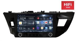 Штатная магнитола Redpower K75066 Hi-Fi для Toyota Corolla XI 2013-2015 на Android 10.0