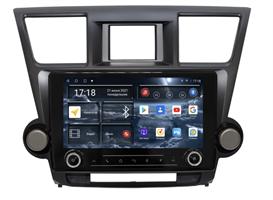 Штатная магнитола Redpower K71035 для Toyota Highlander (U40) 2007-2013 на Android 10.0