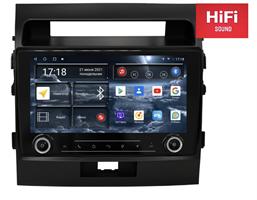 Штатная магнитола Redpower K75200M Hi-Fi для Toyota Land Cruiser 200 2007-2015 матовая на Android 10.0