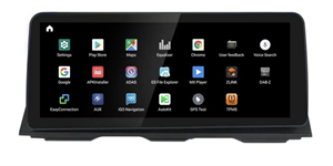CarMedia XN-B1008H для BMW 5 (F10) 2010-2013 CIC на Android 10.0