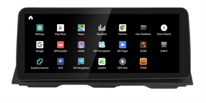 CarMedia XN-B1008N для BMW 5 (F10) 2010-2013 NBT на Android 10.0
