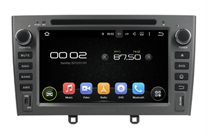 CarMedia XN-7604g-P6 для Peugeot 308 I, 408, RCZ I 2007-2017 на Android 10.0