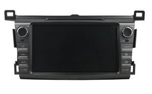 CarMedia XN-8017-P6 для Toyota RAV4 (CA40) 2013-2019 на Android 10.0