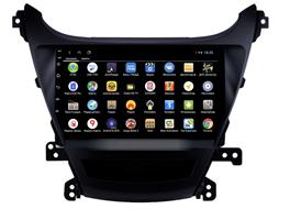 Parafar для Hyundai Elantra V (MD) 2014-2016 на Android 9.0 (PF366XHD)