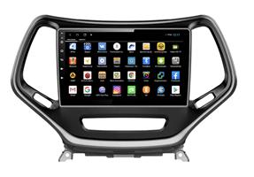 Parafar для Jeep Cherokee 2013-2018 на Android 9.0 (PF999XHD)