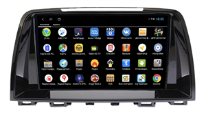 Parafar для Mazda 6 III 2012-2015 на Android 9.0 (PF010XHD)