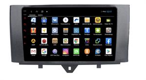 Parafar для Mercedes Smart 2007-2015 на Android 9.0 (PF215XHD)