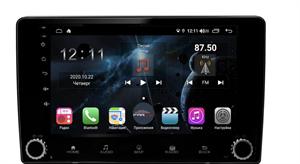 Универсальная магнитола H866RB 2 DIN 10.1 дюймов с крутилками на Android 10.0