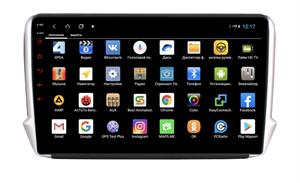 Parafar для Peugeot 2008 2013-2019 на Android 9.0 (PF892XHD)
