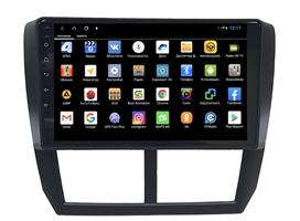 Parafar для Subaru Forester 2008-2013 на Android 9.0 (PF636XHD)
