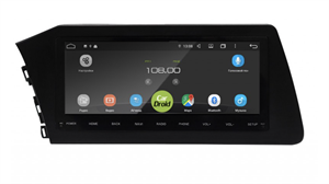Штатная магнитола Roximo CarDroid RD-2036W для Hyundai Elantra VII (2021+) на Android 10.0,DSP