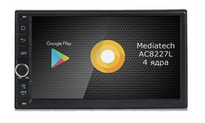 Roximo S10 RS-1006 для 2DIN универсальная магнитола на Android 10.0