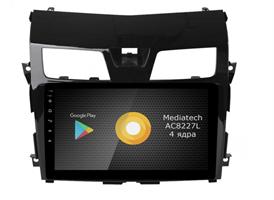 Штатная магнитола Roximo S10 RS-1203 для Nissan Teana III 2014-2021 на Android 10.0