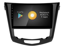 Штатная магнитола Roximo S10 RS-1212 для Nissan Qashqai II, X-Trail III 2014-2019 на Android 10.0