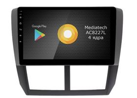 Штатная магнитола Roximo S10 RS-3403 для Subaru Forester III 2008-2013 на Android 10.0