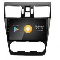 Штатная магнитола Roximo S10 RS-3402-N15 для Subaru Forester IV, Impreza IV, XV I 2011-2015 на Android 10.0