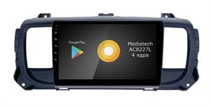 Штатная магнитола Roximo S10 RS-2907 для Citroen SpaceTourer, Jampy III 2016-2020 на Android 10.0