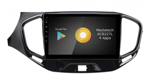 Штатная магнитола Roximo S10 RS-3003 для Lada Vesta 2015-2021 на Android 10.0