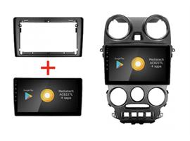Штатная магнитола Roximo S10 RS-3006 для Lada Granta I 2011-2019 на Android 10.0