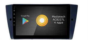 Штатная магнитола Roximo S10 RS-2742 для BMW 3-серии 2005-2012 E90 (без штатного экрана) на Android 10.0