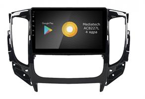 Штатная магнитола Roximo S10 RS-2616 для Mitsubishi Pajero Sport III 2015-2019 на Android 10.0