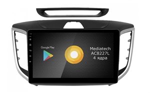 Штатная магнитола Roximo S10 RS-2010-M17 для Hyundai Creta 2016-2021 на Android 10.0