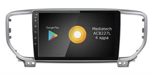 Штатная магнитола Roximo S10 RS-2329-N19 для Kia Sportage IV 2018-2020 на Android 10.0