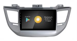 Штатная магнитола Roximo S10 RS-2013-N18 для Hyundai Tucson III 2015-2018 на Android 10.0
