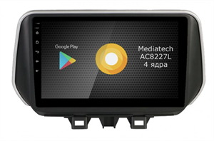 Штатная магнитола Roximo S10 RS-2023-N19 для Hyundai Tucson III 2018-2019 на Android 10.0