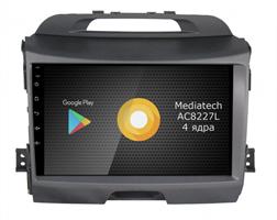 Штатная магнитола Roximo S10 RS-2313-N10 для KIA Sportage III 2010-2016 на Android 10.0