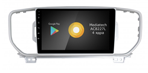 Штатная магнитола Roximo S10 RS-2319-N16 для KIA Sportage IV 2016-2018 на Android 10.0