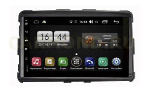 Штатная магнитола FarCar s185 для SsangYong Rexton 2012-2018 на Android 8.1 (LX832-RSY-N05)
