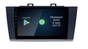 Штатная магнитола Roximo 4G RX-3404 для Subaru Outback, Legacy 2014-2018 на Android 10.0