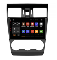 Штатная магнитола Roximo 4G RX-3401-N13 для Subaru Forester IV, Impreza IV, XV I 2011-2015 на Android 10.0