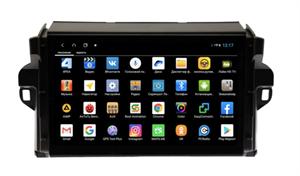 Parafar для Toyota Fortuner II 2015-2020 на Android 9.0 (PF589XHD)