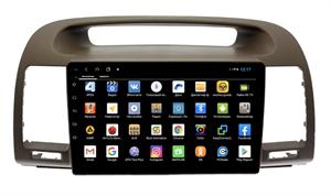 Parafar для Toyota Camry V30 2001-2006 на Android 9.0 (PF061XHD)