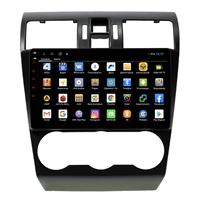Parafar для Subaru Forester, WRX, XV 2016+ на Android 9.0 (PF895XHD)