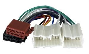 Переходник ISO для VOLVO 440, S40, V40 INCAR ISO VV-01